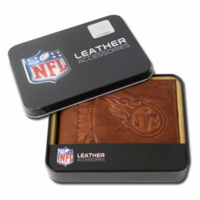 Tennessee Titans Leather Bifold Wallet