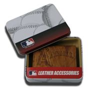 Los Angeles Angels of Anaheim Leather Trifold Wallet