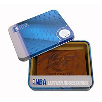 Washington Wizards Leather Trifold Wallet