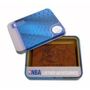Washington Wizards Leather Trifold Wallet