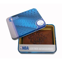 Phoenix Suns Leather Trifold Wallet