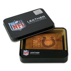 Indianapolis Colts Leather Trifold Wallet