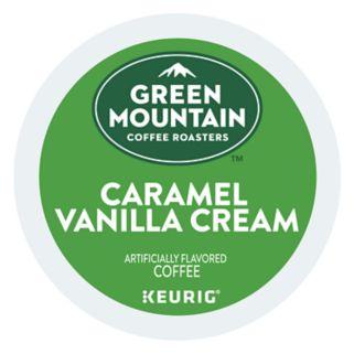Keurig® K-Cup® Pod Green Mountain Coffee Caramel Vanilla Cream Coffee - 18-pk.