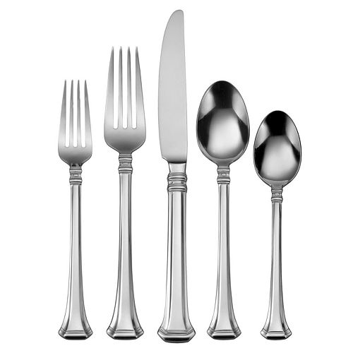 Oneida Apollonia 45-pc. Flatware Set