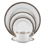 Nikko Platinum Filigree 5-pc. Place Setting