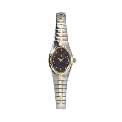 Pulsar Two Tone Stainless Steel Expansion Watch - PC3090 - Women