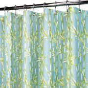 Park B. Smith Bamboo Garden Fabric Shower Curtain