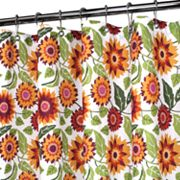 Park B. Smith Botanical Garden Fabric Shower Curtain