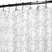 Park B. Smith Victorian Lace Fabric Shower Curtain
