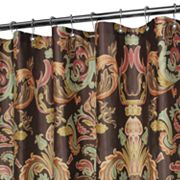 Park B. Smith Cambrai Fabric Shower Curtain