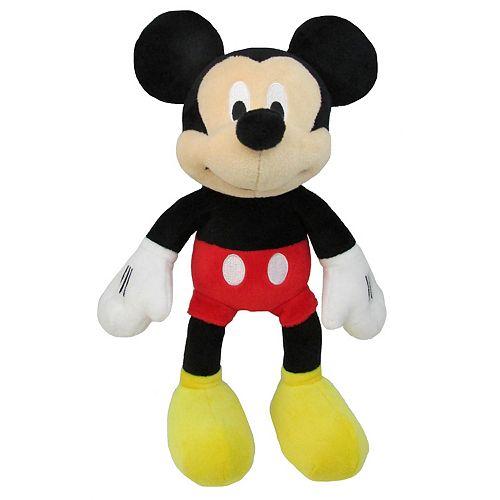 Disney Mickey Mouse Jingle Plush Toy by Kids Preferred
