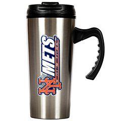 New York Mets Stainless Steel Travel Mug