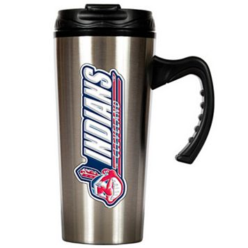 Cleveland Indians Stainless Steel Travel Mug