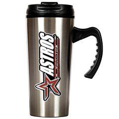 Houston Astros Stainless Steel Travel Mug