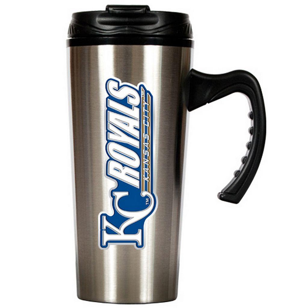 Kansas City Royals Stainless Steel Travel Mug