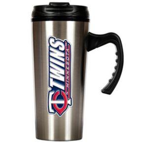 Minnesota Twins Stainless Steel Travel Mug