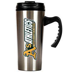 Oakland Athletics Stainless Steel Travel Mug