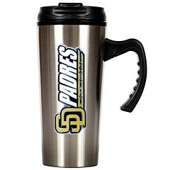 San Diego Padres Stainless Steel Travel Mug