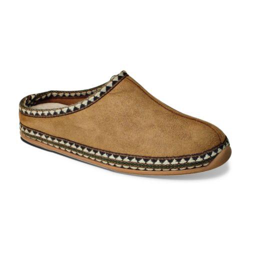Deer Stags Slipperooz Wherever Men's Clog Slippers