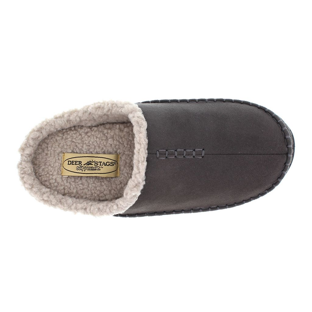 Deer Stags Slipperooz Nordic Men's Clog Slippers