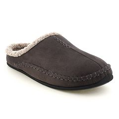c63c001870237 Deer Stags Slipperooz Nordic Men's Clog Slippers