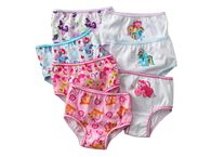 Girls Character Underwear
