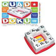 Ideal QuadDoku Game
