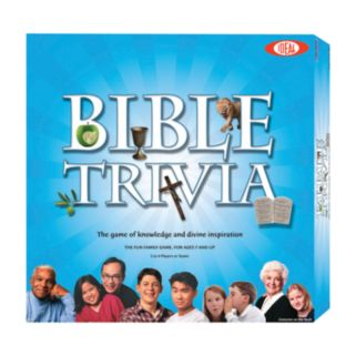 Ideal Bible Trivia Game