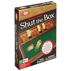 Ideal Shut the Box Game
