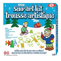 Ideal Sno-Paint Sno-Art Kit