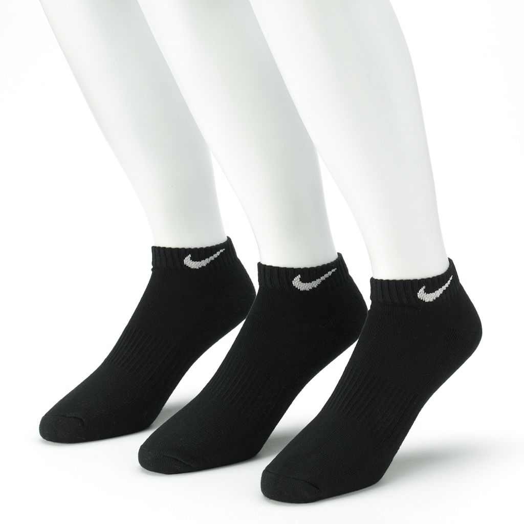 Men's Nike 3-pk. Low-Cut Performance Socks