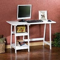 Langston White Desk