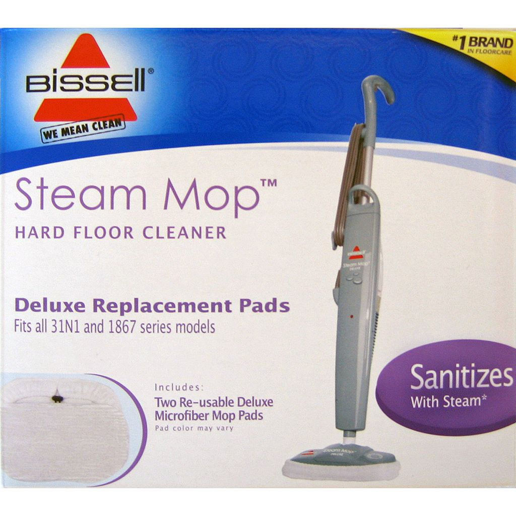 BISSELL Deluxe 2-pk. Replacement Pads