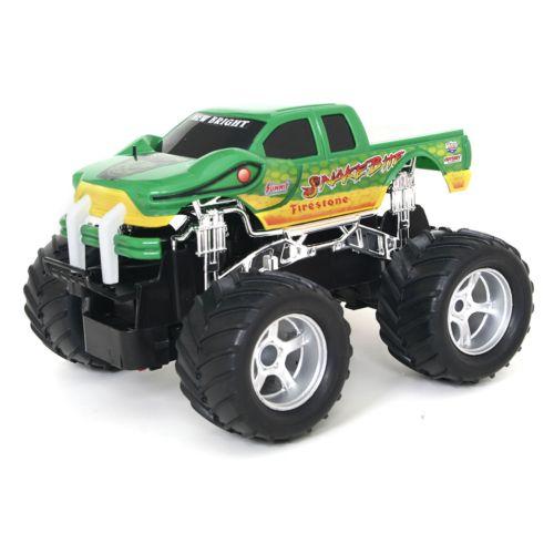 Snake Bite 1:24 Monster Truck by New Bright