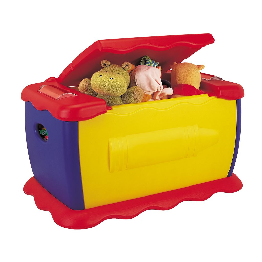 Crayola Giant Toy Chest by Grow'n Up