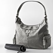 Rosetti Sally Tundra Crinkled Hobo