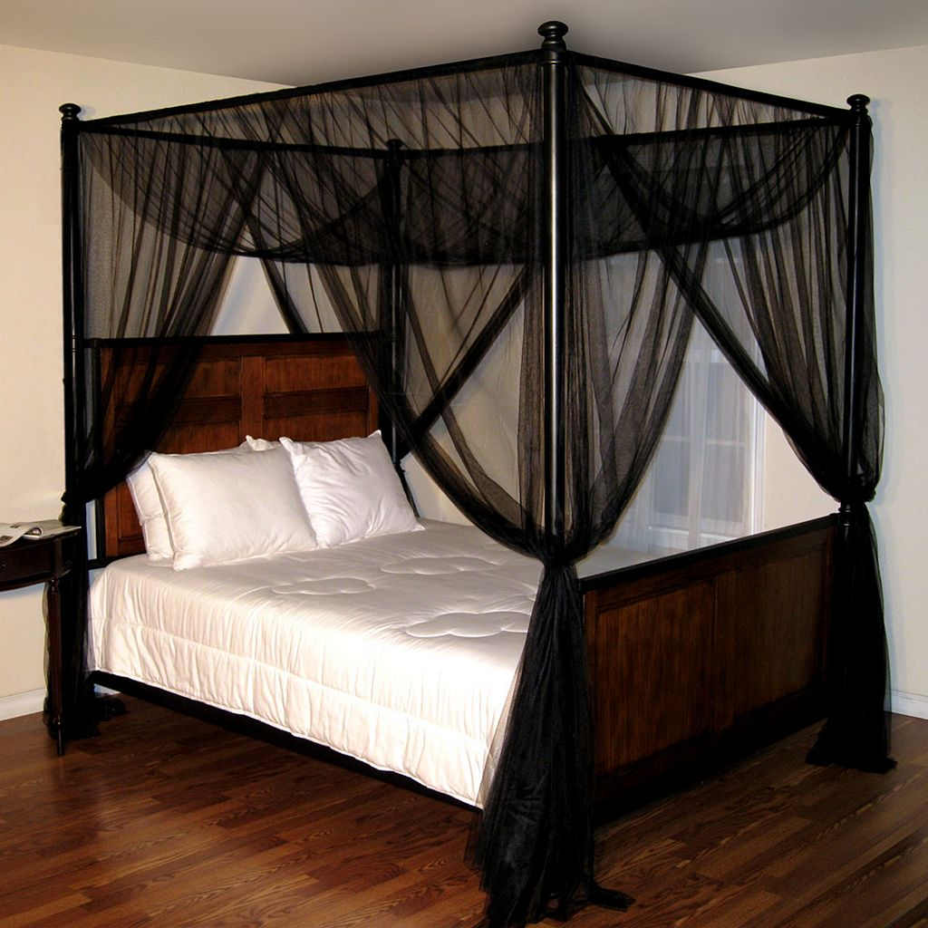 Casablanca Palace Four-Poster Bed Canopy