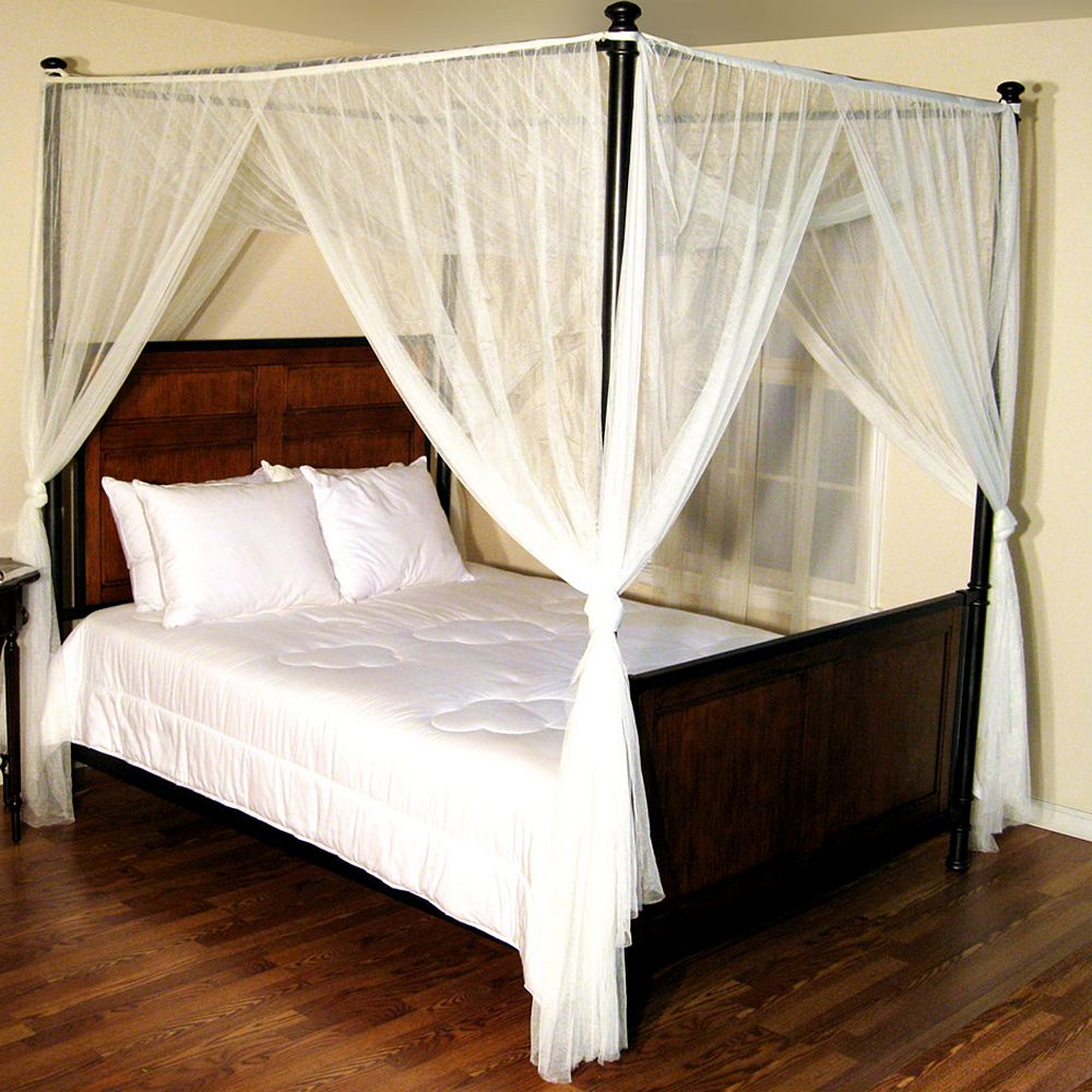 Four Poster Bed Palace Four Poster Bed Canopy