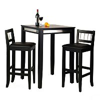 Manhattan 3 pc Pub Set