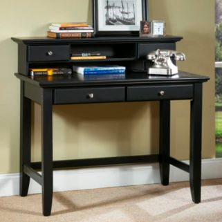 Bedford Student Desk and Hutch