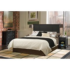 Home Styles Bedford 3 pc Bedroom Set