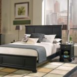 Home Styles Bedford Complete Bedroom Set