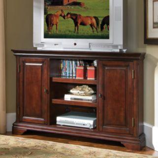 Lafayette Corner TV Stand
