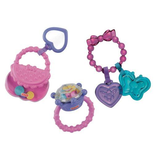 Fisher-Price Brilliant Basics Little Glamour Gift Set
