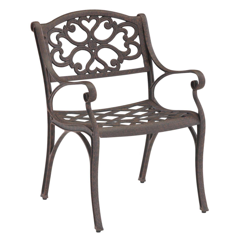 Simple Patio Armchair Set