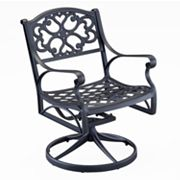 Patio Swivel Armchair