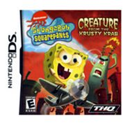 SpongeBob SquarePants: Creature from the Krusty Krab for Nintendo DS