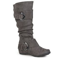90e383d28cc Journee Collection Jester Women s Knee-High Boots
