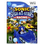 Sonic and SEGA All-Stars Racing for Nintendo Wii
