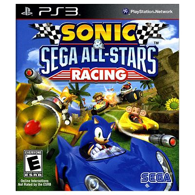 Sonic and Sega All-Stars Racing for PlayStation 3